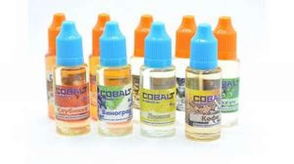 Cobalt - жидкость для сигарет