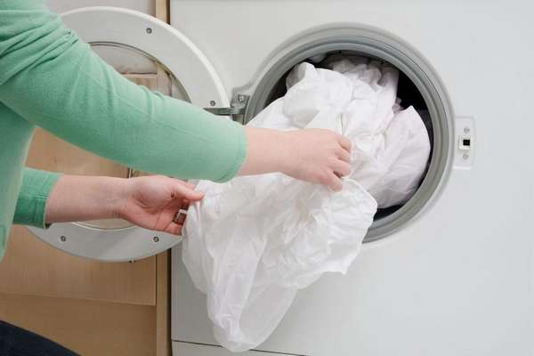 стирать халат в машинке