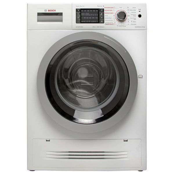 Особенности выбора стиральной машины с функцией сушки белья