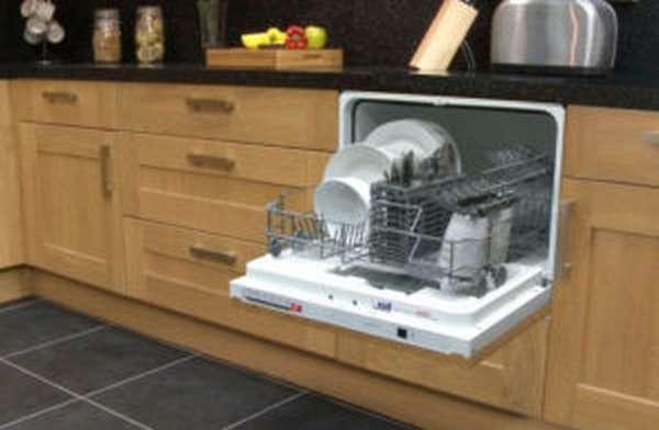 Встраиваемые компактные посудомоечные машины