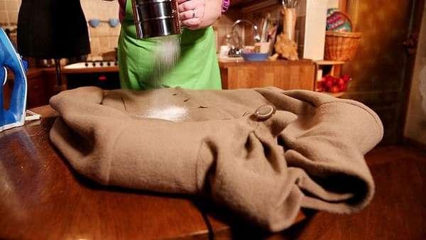 Как постирать пальто из шерсти своими руками в домашних условиях?