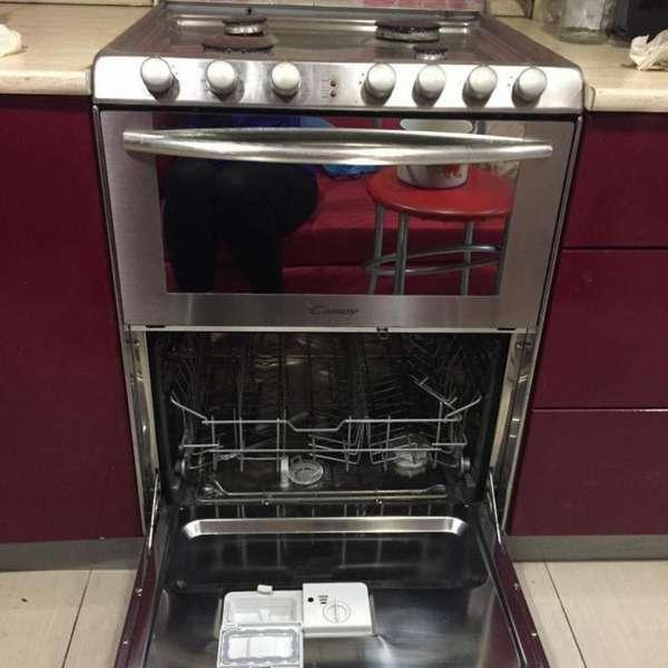 Технические характеристики посудомоечных машин