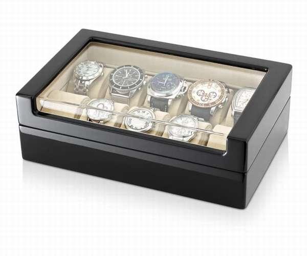 Шкатулка для хранения часов: виды и правила выбора