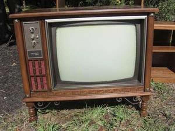 Старый телевизор - что с ним делать?