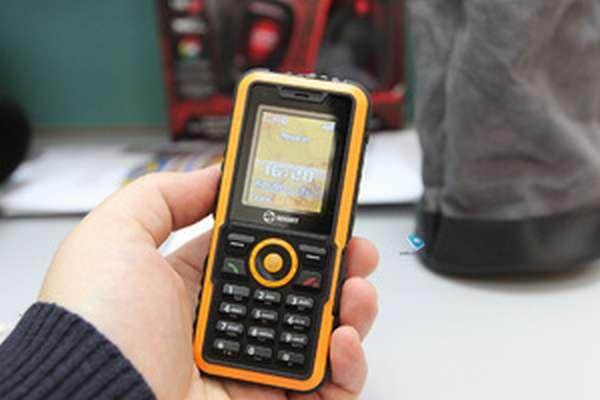 Телефон SENSEIT P7 - характеристики