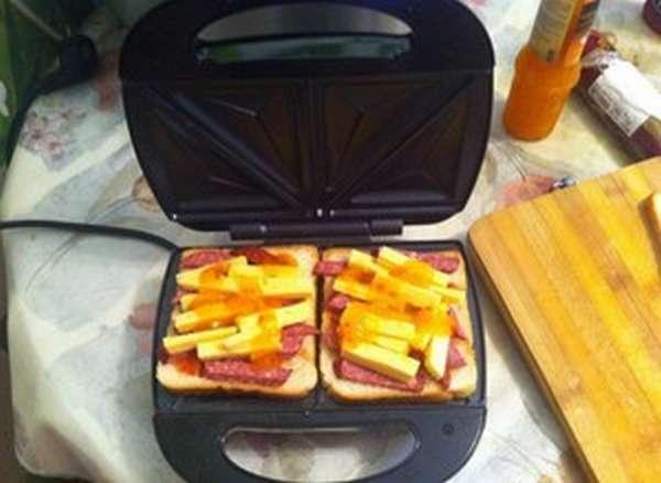 Плюсы сэндвичницы Тефаль