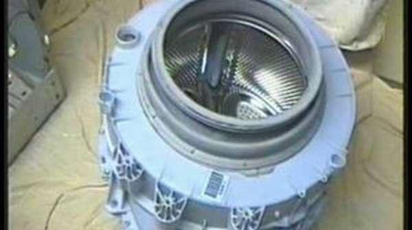 Как отремонтировать стиральную машинку индезит