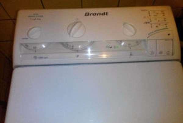 Ремонт стиральных машин Brandt своими руками