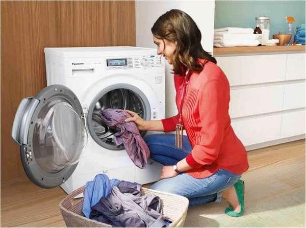 Дисбаланс в барабане стиральной машины