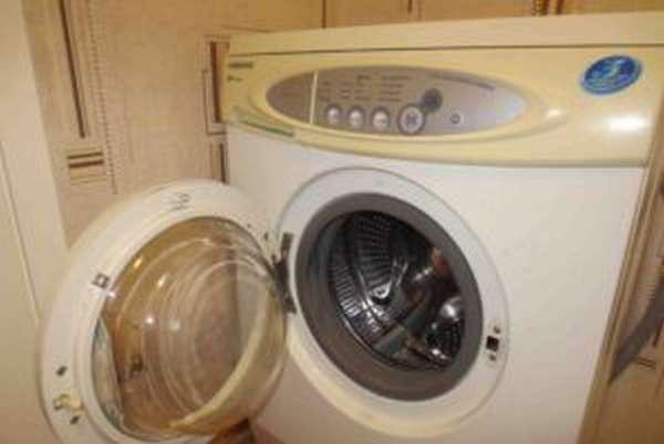 уход за стиральной машиной-автомат