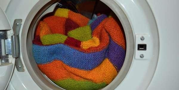 Цветное одеяло