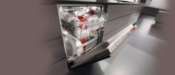 Самая тихая посудомоечная машина