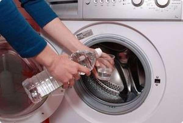 Чем можно почистить стиральную машинку