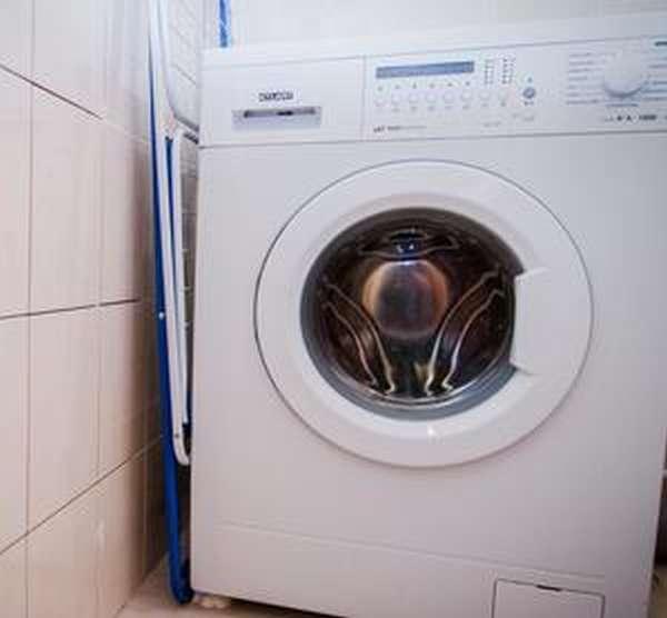Описание стиральной машинки