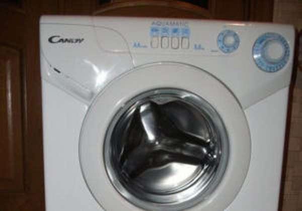 Ремонт стиральных машин Candy своими руками