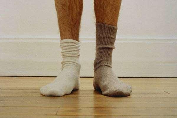 Часто проблема не в обуви, а в носках.