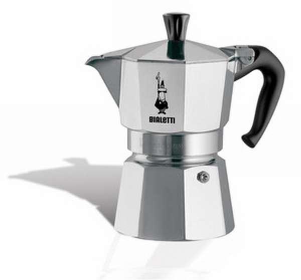 Разновидность гейзерной кофеварки