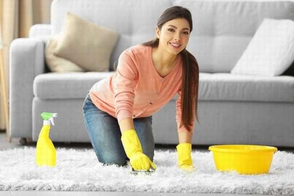 3 способа чистки ковра в домашних условиях
