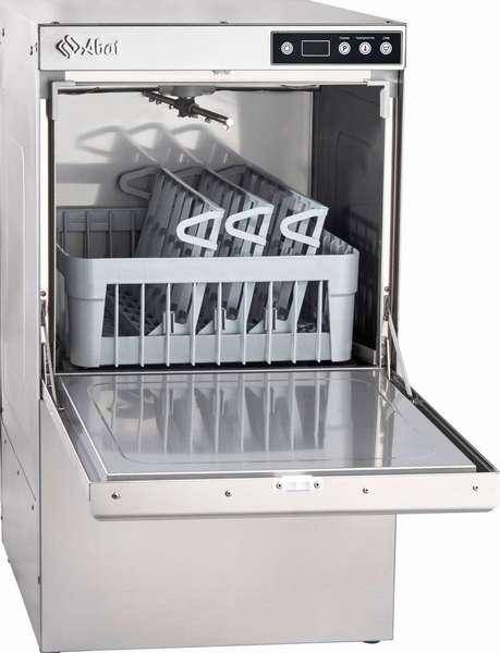 Этапы рабочих процессов посудомоечной машины МПК 500Ф