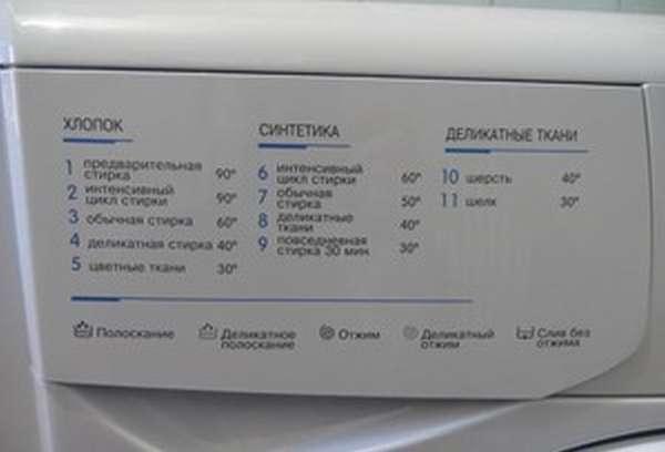 Инструкция по эксплуатации машинки индезит