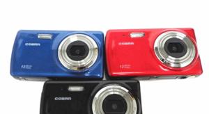 Cobra 12MP digital photo camera - особенности аппаратуры