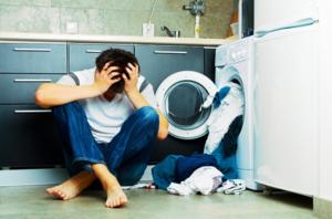 Поломка стиральной машины-как узнать