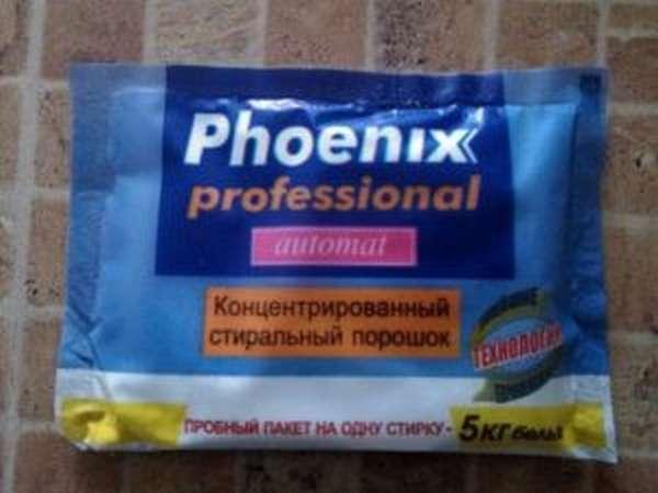 Стиральный порошок Phoenix