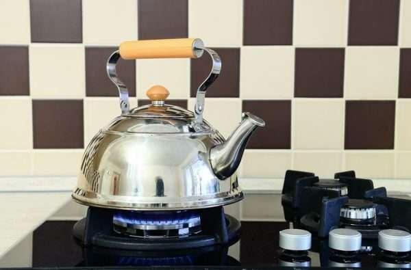Чем очистить чайник из нержавейки снаружи — Чисто в доме