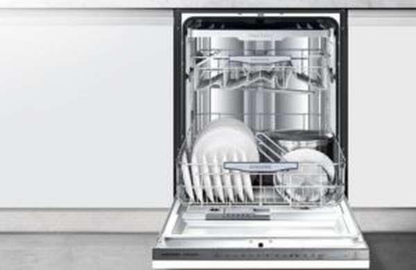 Коды ошибок посудомоечных машин Samsung