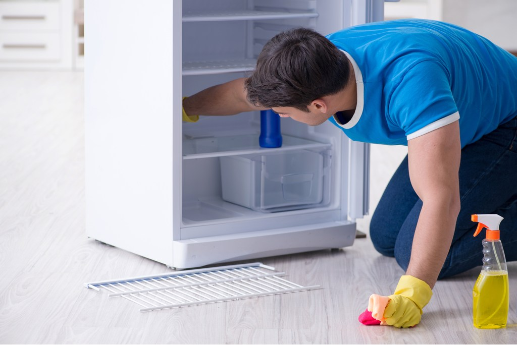 Лучшие способы как отмыть холодильник в домашних условиях